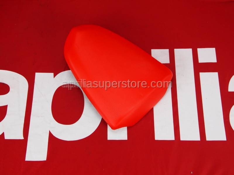 Aprilia - Rear saddle, red