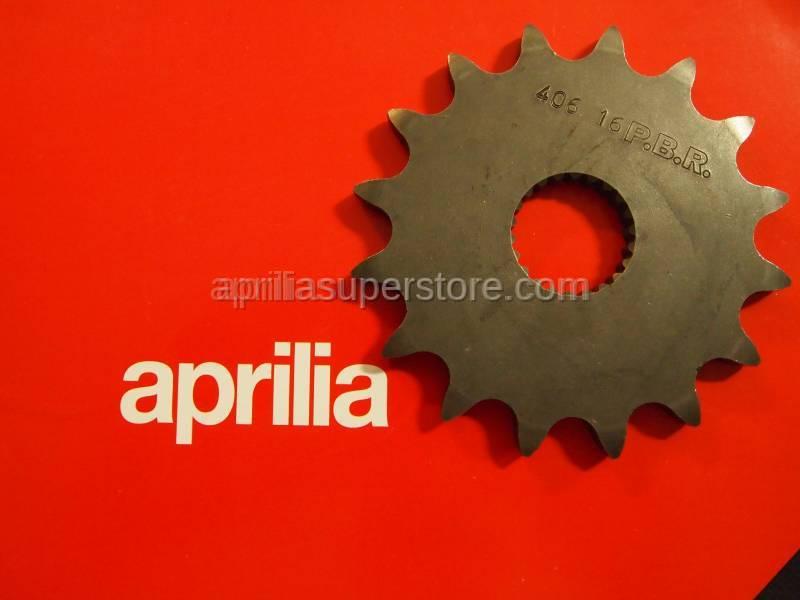 Aprilia - Pinion Z=16