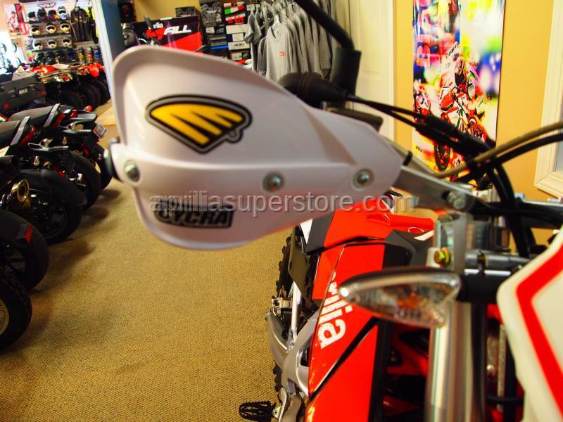 Aprilia Accessories - Cycra Handguard Kit for SXV & RXV