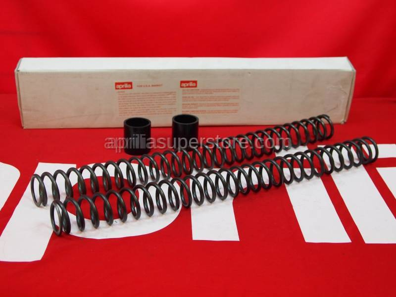 Aprilia - FORK SPRING KIT K=0,5 KGF/MM