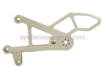 Woodcraft - Aprilia RS125 LH Rearset Bracket