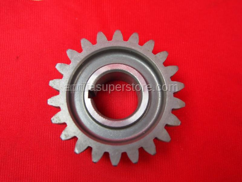 Aprilia - Pinion, Z22, Drive Shaft RXV/SXV 2006-2011