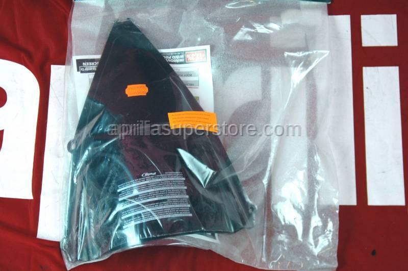 Puig - Racing Windscreen Black RSV4