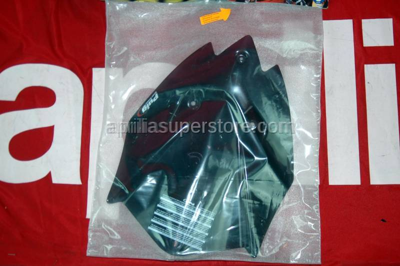 Puig - Puig Racing Windscreen in Dark Smoke for the '11-'14 Aprilia Tuono V4