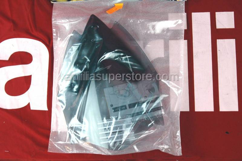 Puig - Puig Racing Windscreen in Smoke for the '11-'14 Aprilia Tuono V4