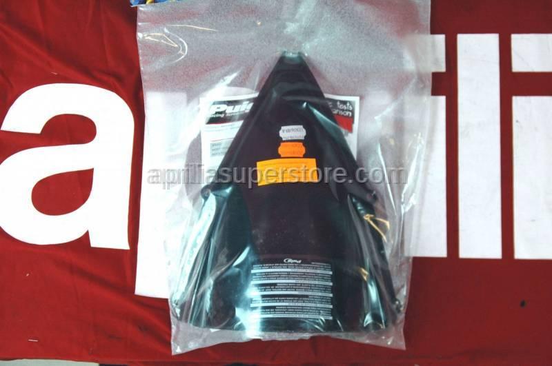 Puig - Racing Windscreen Dark Smoke RSV4