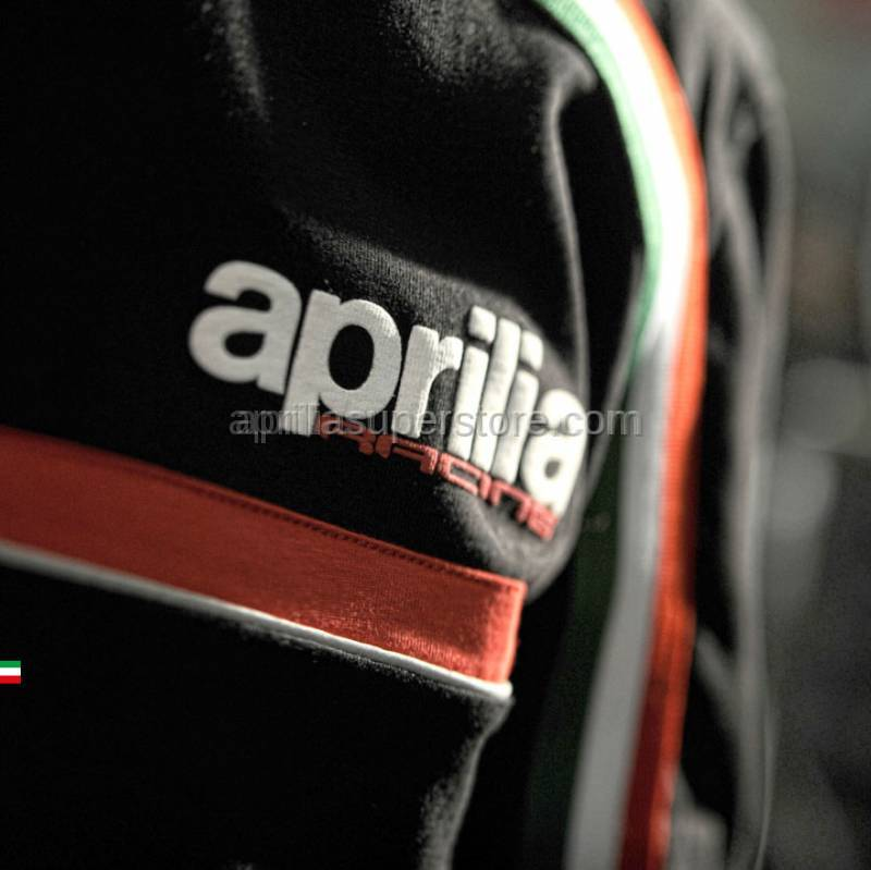 Aprilia - 2012 WSBK Short Sleeve Shirt Black Size M USA Size S -M