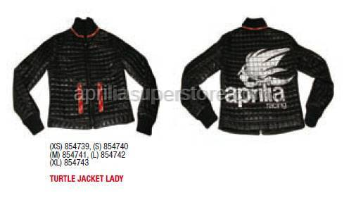 Aprilia - TURTLE JACKET LADY - S