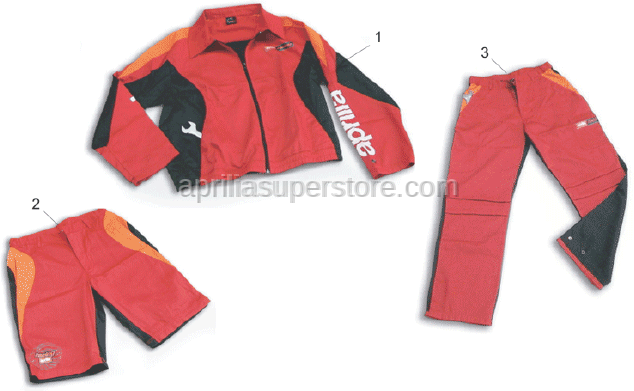 Aprilia - Work jacket XL