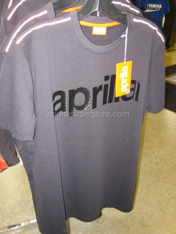 Aprilia - T shirt Grey XXXL