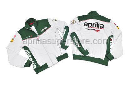 Aprilia - SWEAT White Non Garzata L