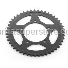 Aprilia - HARD ANODIZED REAR SPROCKET Z=47