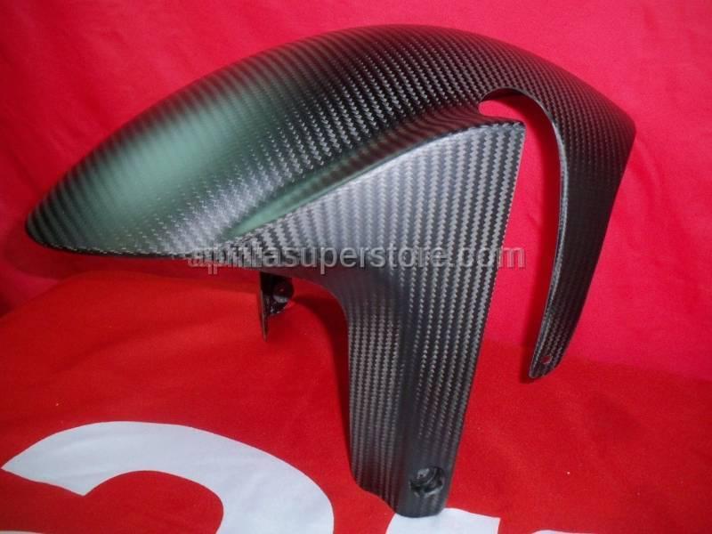 Aprilia - carbon fiber front fender