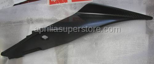 Aprilia - carbon fiber tail left side RSV4