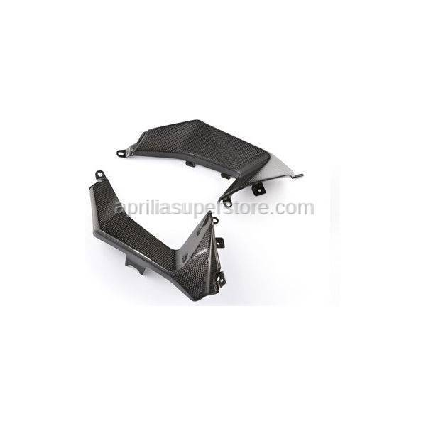 Aprilia - Shiver Carbon Fiber Left Side Cover