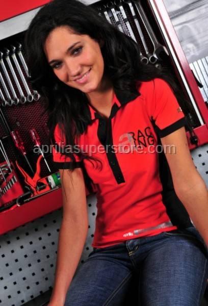 Aprilia Accessories - Polo LADY RD   S