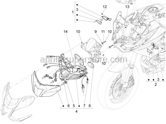 Aprilia - Washer 15x5,5X1,2