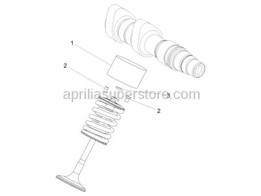 Aprilia - Calibrated tablet 2.85