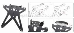 Motorcycle - Body - Lightech - Adjustable License Plate Bracket