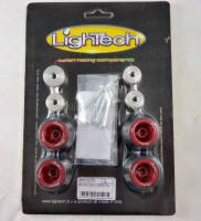 Lightech - Front & Rear Delrin Axle Sliders with Aluminum Inserts - Image 3