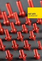RSV4 1000 - OEM RSV 1000 4V SBK-FACT 2009-2010 PARTS - Lightech - Engine Nut & Bolt Kit