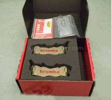 Brembo - 100mm Radial Billet 2-Piece 30/34 Calipers
