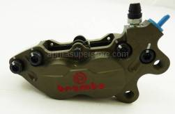 Tuono 1000 - OEM RSV Tuono 1000 2002-2005 PARTS - Brembo - Front Brake Caliper P430/34A (Right Caliper)