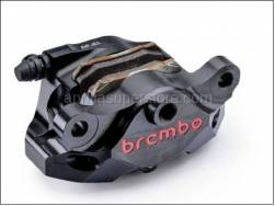 Tuono 1000 - Brakes and Braking Components - Brembo - Billet Rear Caliper P2 34 - Black