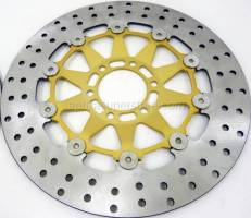 RS 250 - Brakes and Braking Components - Brembo - Brake disc 298x4mm