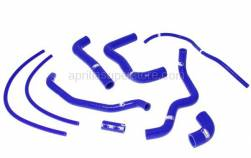 Tuono 1000 - Engine and Performance - Samco Sport - Silicone Radiator Hose Kit