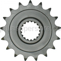 RSV 1000 - OEM RSV 1000 MILLE 2003 PARTS - Supersprox - Front Sprocket by Supersprox fo RSV4 (all variants) and Tuono (all variants)