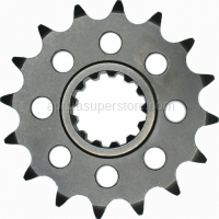 Tuono 1000 - OEM RSV Tuono 1000 2002-2005 PARTS - Supersprox - Front Sprocket by Supersprox for 520 chain conversion