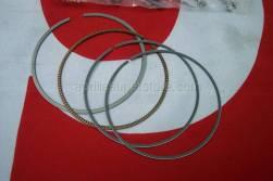 Engine - Cylinder With Piston - Aprilia - Piston rings set D76