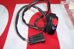 Frame - Handlebar - Controls - Aprilia - Engine stop-start device