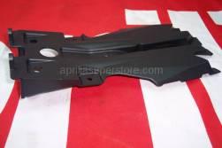 OEM Frame Parts Schematics - Rear Body II - Aprilia - Saddle supp.lower lockup