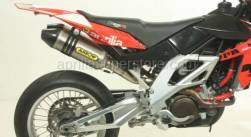MXV 450 - OEM MXV 450 Cross 2008-2010 PARTS - Arrow Special Parts - ARROW OFF-ROAD MX COMPETITION FULL SYSTEM WITH CARBON END CAP