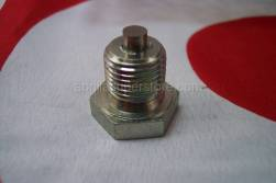 Engine - Oil Pump - Aprilia - Oil unload plug