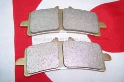 OEM Frame Parts Diagrams - Front Brake Caliper - Aprilia - Pads pair