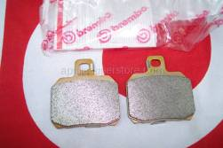 Frame - Rear Brake Caliper - Aprilia - Pads pair