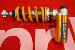 Frame - Connecting Rod - Rear Shock Abs. - Aprilia - Shock absorber Ohlins-Inox