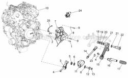 Engine - Engine - Aprilia - Engine cpl.