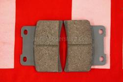 Frame - Front Wheel - Disc Brake - Aprilia - Front pads pair