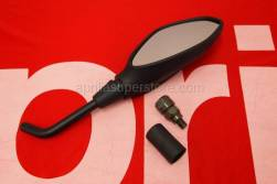 28 - Handlebar - Controls - Aprilia - LH rearview mirror