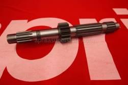 OEM Engine Parts Diagrams - Gear Box - Aprilia - Primary gear shaft