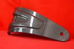 Aprilia - Carbon Fiber Exhaust Hanger Bracket For Akrapovic - Image 3