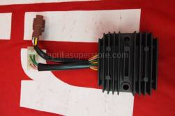 Frame - Electrical System II - Aprilia - Voltage regulator