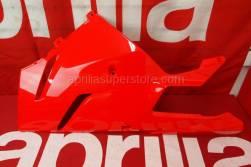 LH side panel, lower v.rosso