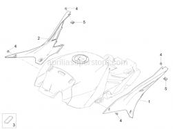Body - Central Body - Clip M5