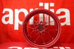 Wheels - Rear Wheel - Rear wheel, red
