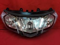 OEM Frame Parts Diagrams - Headlight - Aprilia - Headlight